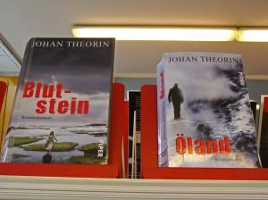 Johan Theorin på tysk