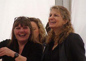 Anne Grue og Ane Riel