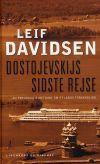 Davidsen - Dostojevsjijs sidste rejse, forside