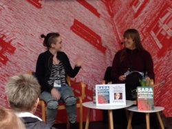 Kerstin Bergman og Sara Lövestam