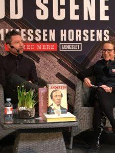 Thomas Rydahl (tv) og Lida Wengel